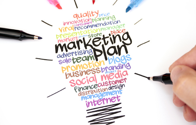 We just don't build websites we can provide smart marketing plans too